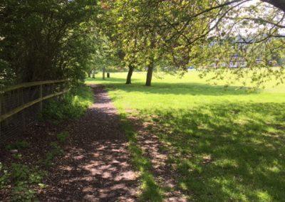 FIELD AND SPORTS walks